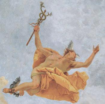 Mercurio Hermes Ermes